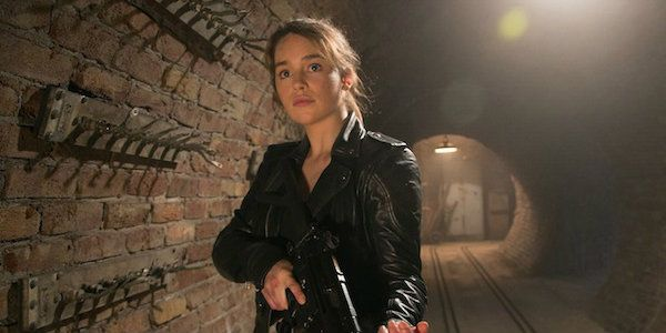 Emilia Clarke Was 'Relieved' Terminator Genisys Failed At the Box Office