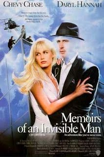 Agony Booth review: Memoirs of an Invisible Man (1992)