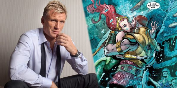 Aquaman: Dolph Lundgren's Character Is Completely Different From The Comics