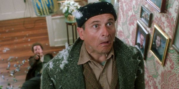 Joe Pesci Gets Nostalgic In Another Google Home Alone Ad
