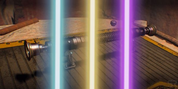 Jedi Fallen Order: All 8 Lightsaber Colors & How To Get Them