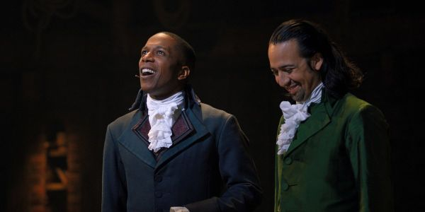 One Milestone Leslie Odom Jr. Hit While Working On Hamilton