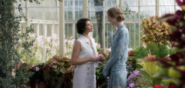 'Vita & Virginia' Trailer: Elizabeth Debicki and Gemma Arterton Have a Lesbian Literary Romance