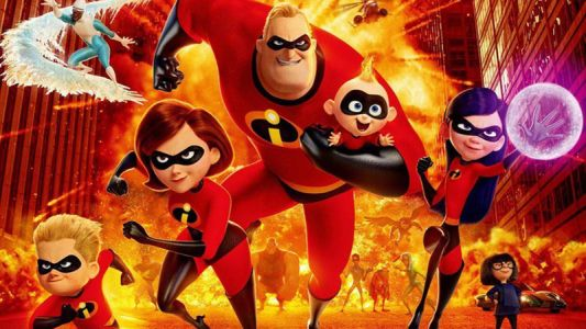 Incredibles 2 Blu-ray, DVD, and Digital-HD Details Announced
