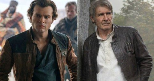 New Han Solo Was Never Meant to Be a Harrison Ford