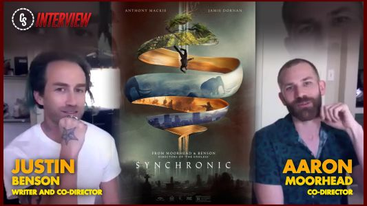 CS Video: Synchronic Interview With Justin Benson & Aaron Moorhead