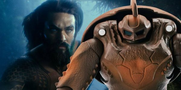 The Aquaman Movie Adds a King of Giant Crab Monsters