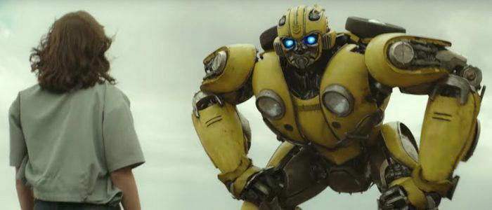 Steven Spielberg is Responsible For 'Bumblebee's Female Lead Character