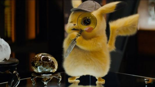 Ryan Reynolds Shares New Detective Pikachu TV Spot