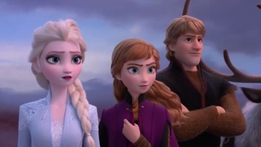 Frozen 2 Becomes Most Watched Animated Trailer of All Time