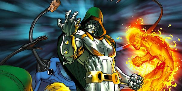 Doctor Doom Movie is a 'Mixture of Genres' Inspired by Winter Soldier