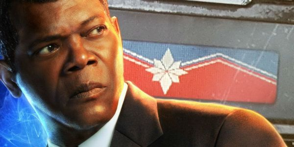Samuel L. Jackson Admits He Made Up Captain Marvel's Time-Travel Powers