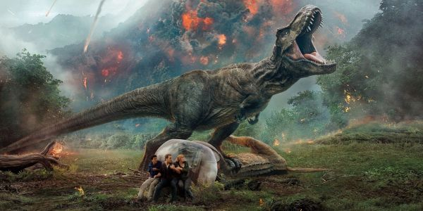 Leapin' Lizards! The Dinos Are Loose Again In 'Jurassic World: Fallen Kingdom'