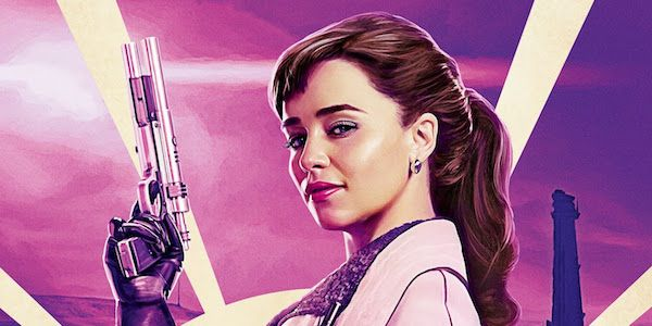 Emilia Clarke Explains What She Thinks The Game Of Thrones Guys' Star Wars Movies Will Be Like