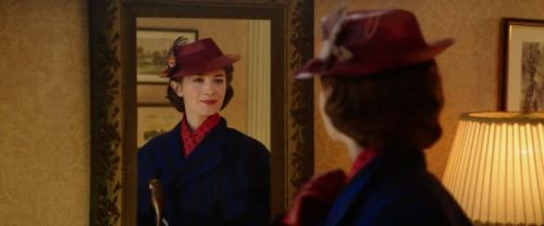 'Mary Poppins Returns' Star Emily Blunt on Taking Over a Practically Perfect in Every Way Character