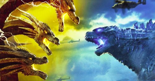 Godzilla: King of the Monsters Smashes Onto Blu-ray, DVD, 4K
