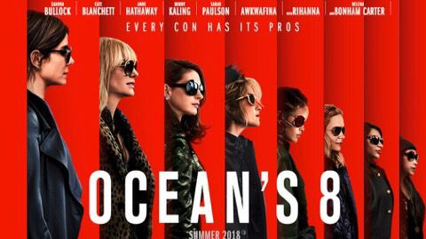 Ocean's Eight (2018) Review