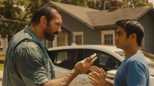 The STUBER Trailer: Kumail Nanjiani And Dave Bautista, Together At Last