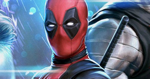 Deadpool 2 Gets Awesome Comic-Inspired Poster from Original