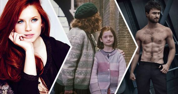 Harry Potter: What The Cast Looked Like In The First Movie Vs Now