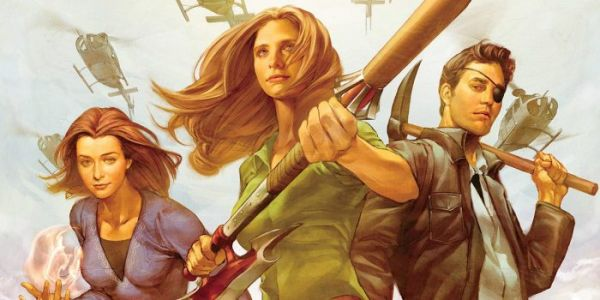 Fox is Pulling the 'Buffy the Vampire Slayer' License From Dark Horse Comics, Joss Whedon Says