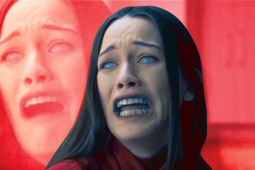 'The Haunting of Hill House': Victoria Pedretti Even Scared Herself in One of Those Creepy Ghost Scenes