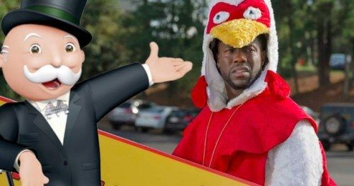 Monopoly Movie Will Reunite Kevin Hart with Ride Along