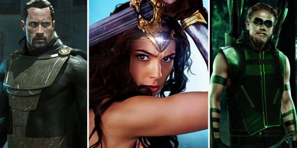 15 DC Movies That Are Currently In Development
