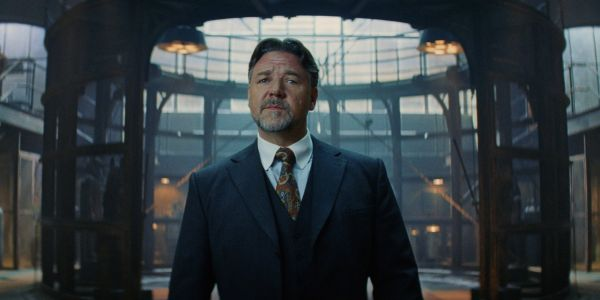 Russell Crowe Was Insulted By Rob Liefeld's Cable Audition Tweet