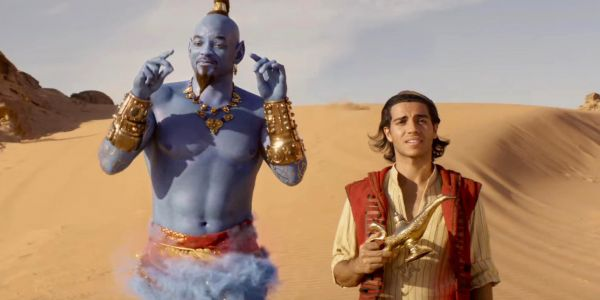 Aladdin Scores Top 5 Memorial Day Opening Weekend At Box Office