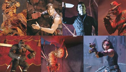 Movie Maniacs Action Figures from McFarlane Toys Are Coming Back
