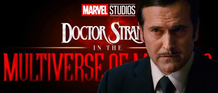 Bruce Campbell Heavily Implies That He's in 'Doctor Strange 2'