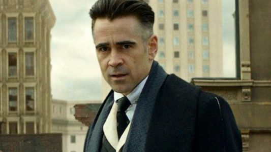 Whaling Drama The North Water Lands Colin Farrell to Star
