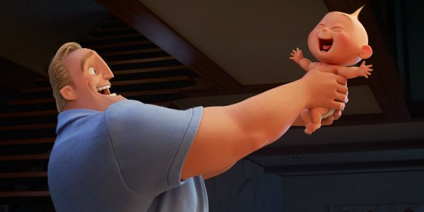 Incredibles 2 Blu-ray Release Date Revealed