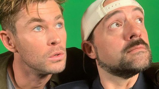Chris Hemsworth to Appear in Jay and Silent Bob Reboot
