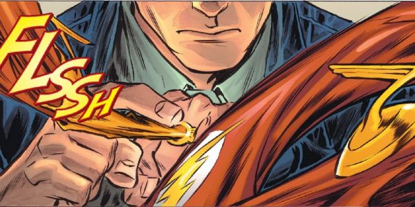 10 Things You Never Knew About The Flash's Costume