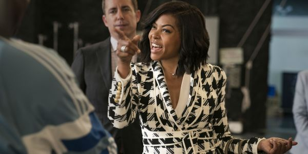 Taraji P. Henson Interview: What Men Want Set Visit