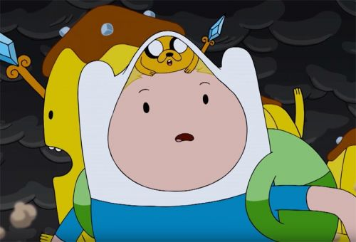 Comic-Con: Adventure Time Series Finale Trailer