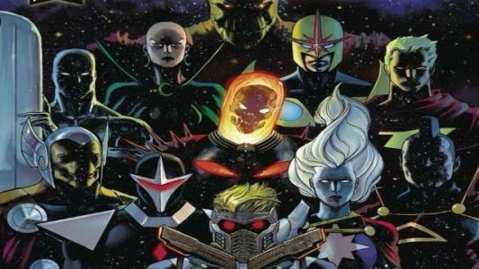 Marvel Reveals the New Guardians of the Galaxy Lineup
