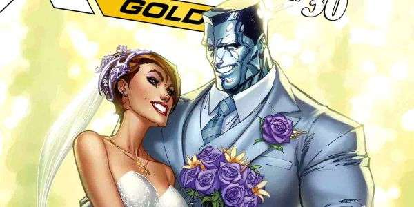 Colossus & Kitty Pryde's Wedding Ends in