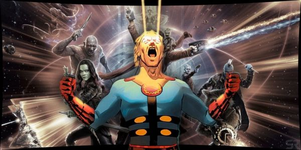 Kevin Feige Compares Eternals Movie to Guardians of the Galaxy