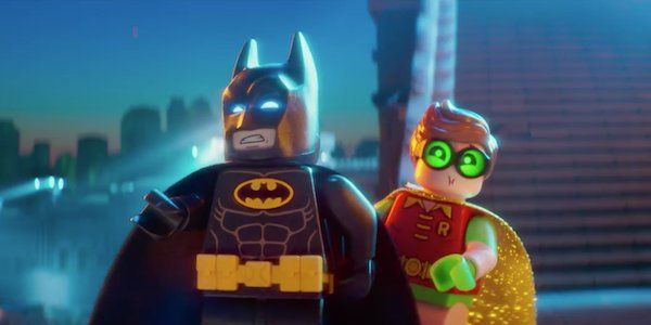 Justin Timberlake And Jessica Biel's Lego Batman Halloween Costumes Are Spot On