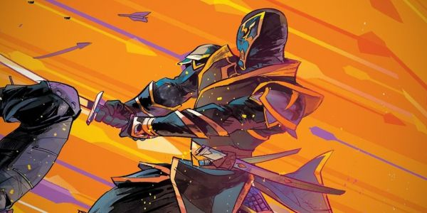 Marvel's New RONIN Debuts in Hawkeye: Freefall Preview