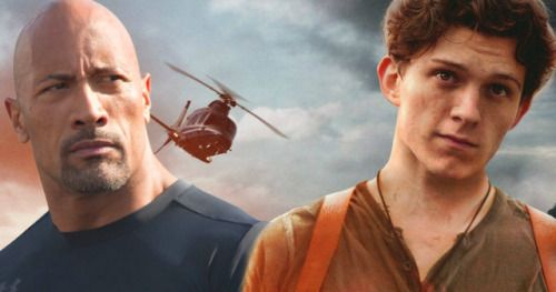 Tom Holland & The Rock Want to Team Up, Could It Happen in