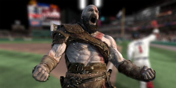 God of War's Kratos Was Almost Added as a Character in MLB The Show