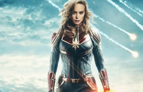 Watch First Official Trailer with Brie Larson as 'Captain Marvel'