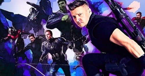 Is Jeremy Renner Teasing Avengers 4 Trailer Drop with Latest