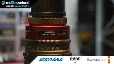 Classic Whitepoint Lenses Rebuilt with Fresh Housing For Cinema Use
