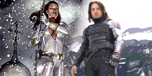 Black Widow's White Costume Teases Winter Soldier Appearance