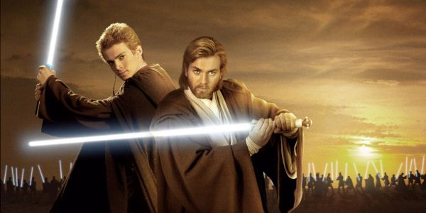 New Star Wars Blu-Ray Covers Mess Up Anakin's Lightsaber